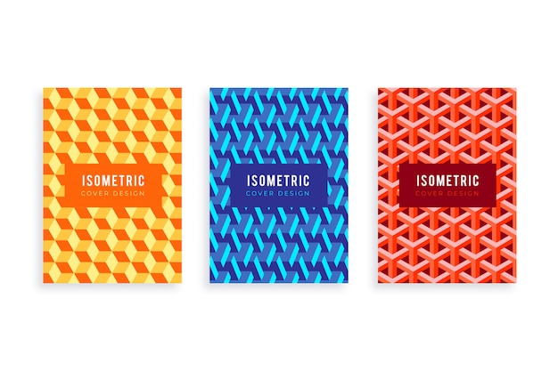 Isometric cover collection