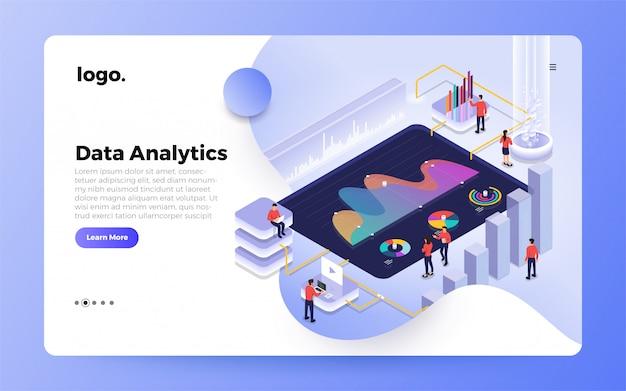 Isometric data analytics