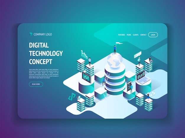 Isometric digital technology