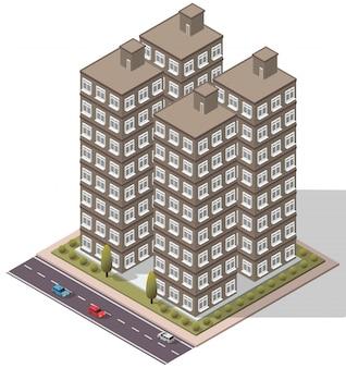 아이소 메트릭 아파트 아파트