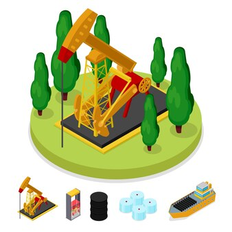 等尺性ガスおよび石油産業