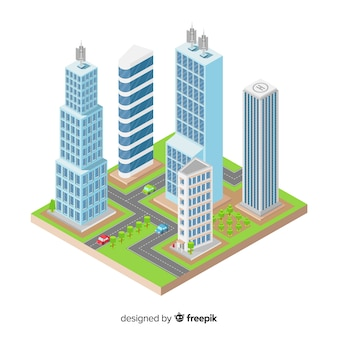 Isometric housing collection