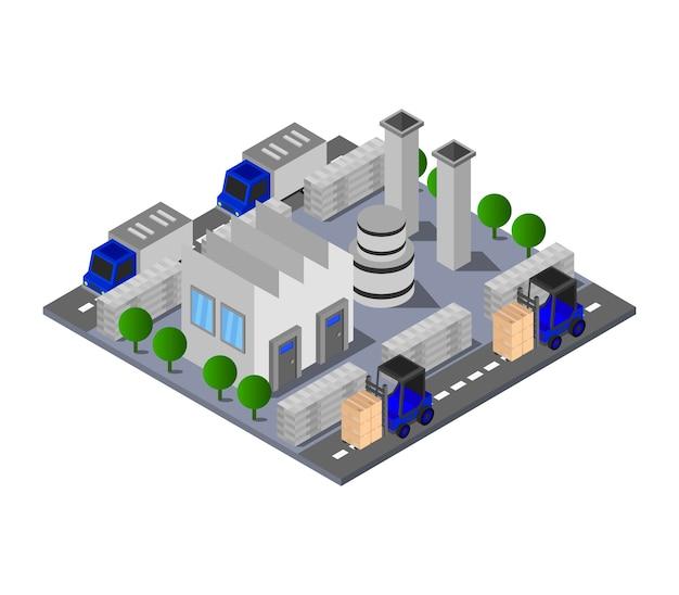 Isometric industry