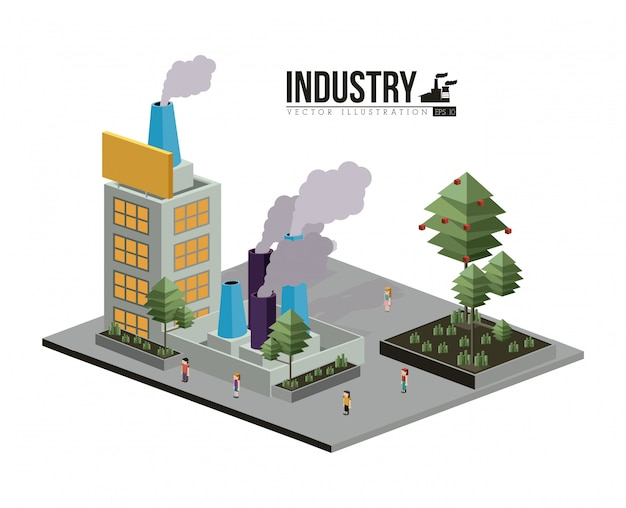Isometric industry