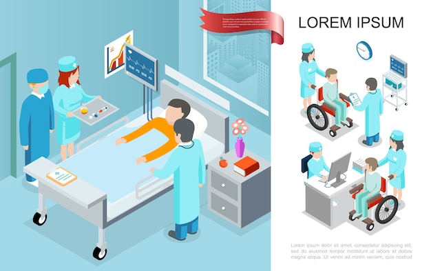 等尺性医療の概念