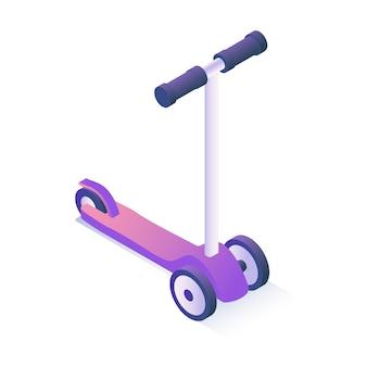 Изометрические скутер