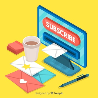 Isometric subscribe concept