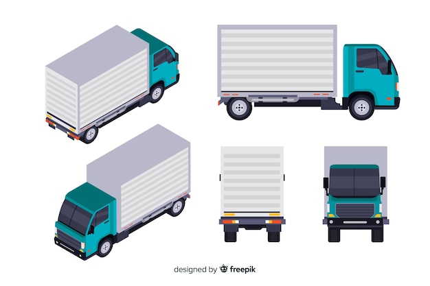 Truck Vectors, Photos and PSD files | Free Download
