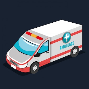 Isometric vehicle