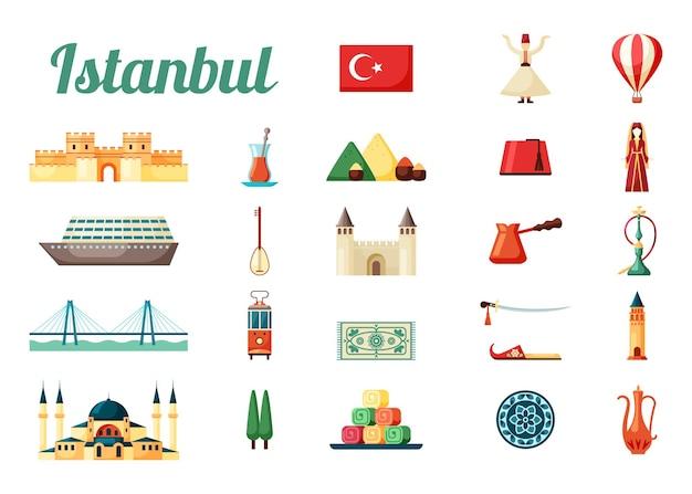 Набор культуры турции стамбул
