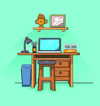 It's time to study flat design