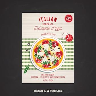 Pizzeria italiana deliziosa