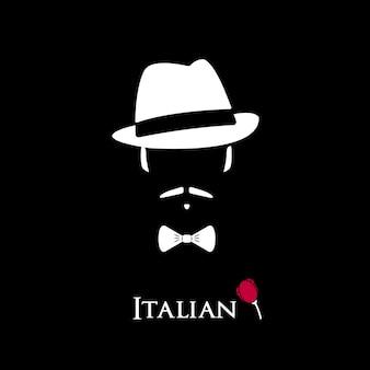 Итальянский мафиози