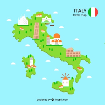 Map Of Italy In Italian.Italy Map Vectors Photos And Psd Files Free Download