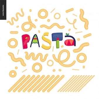 Итальянская ресторанная паста