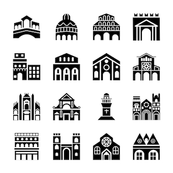 Italy rome landmarks