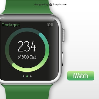 Iwatch illustration