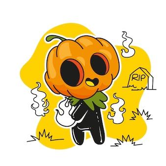 Джек о фонарь поза объятия, хэллоуин джек о фонарь