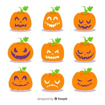 Jack o lantern pumpkin for halloween