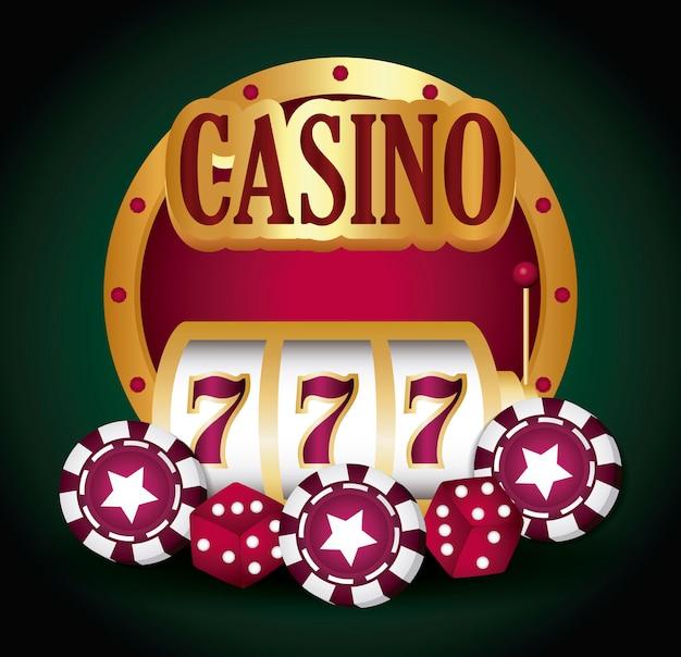 Jackpot and casino