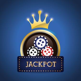 Jackpot design