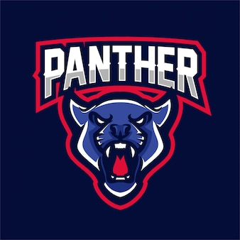 Jaguar esport gaming mascot logo template