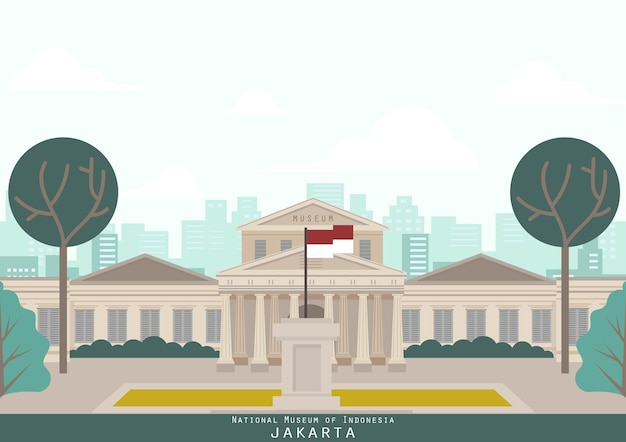 Jakarta indonesia building landmark