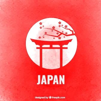 日本の背景