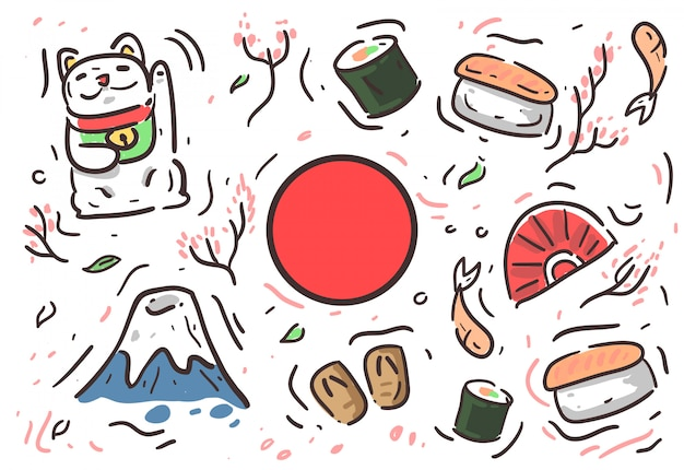 Japan culture background