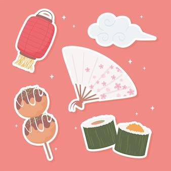 일본 문화와 음식