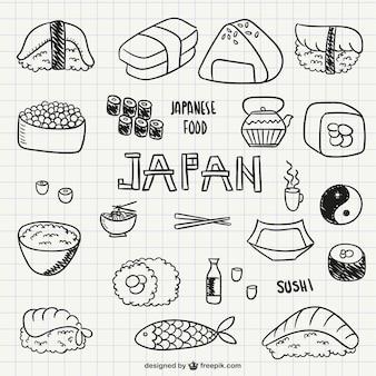Японская пища и суши