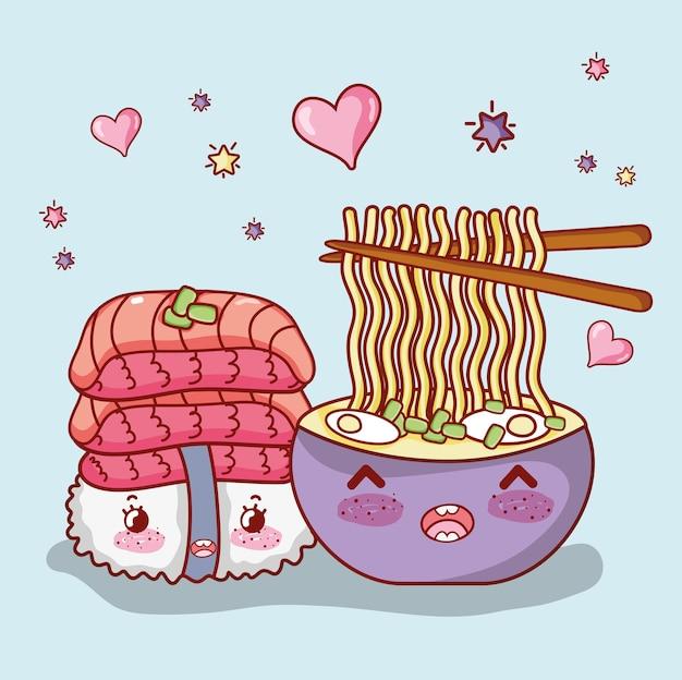 Japanese food kawaii