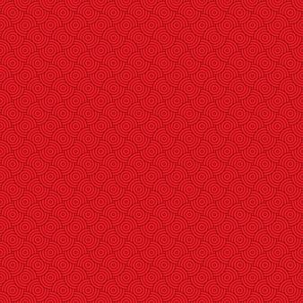 Japanese wave pattern background