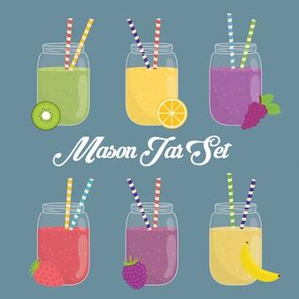 Jar mason design.