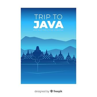 Java flyer