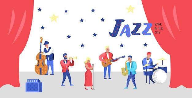 재즈 콘서트 포스터