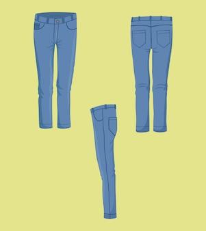 Jean design