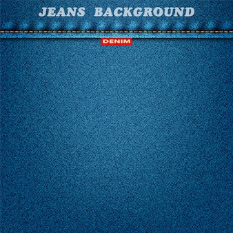 Jeans blue texture background
