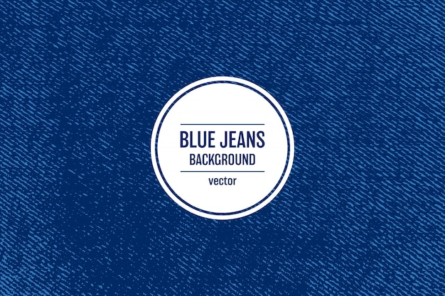 Jeans texture background   illustration