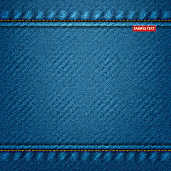 Jeans texture blue color. denim background for your design