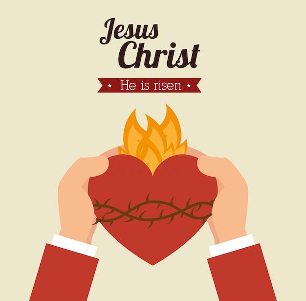 Иисус христос дизайн
