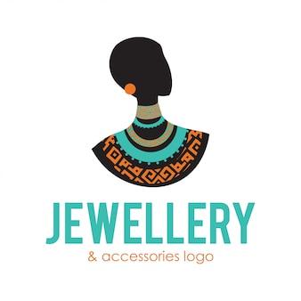 Шаблон логотипа jewellwey