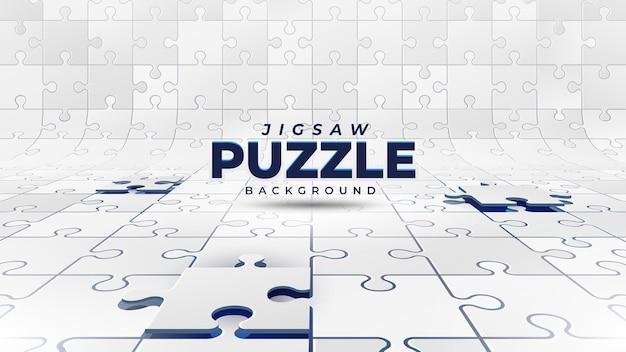 ジグソーパズルの背景