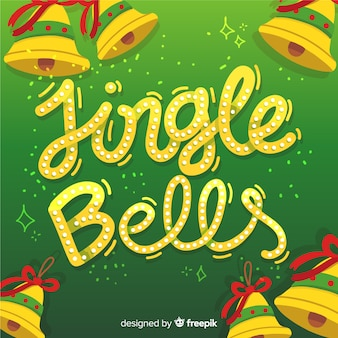 Jingle bells background