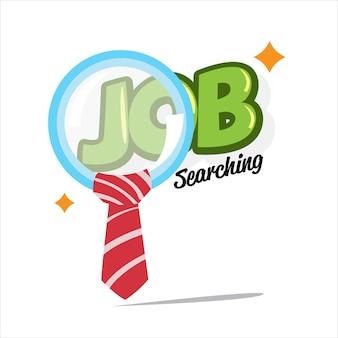 직업 검색 개념