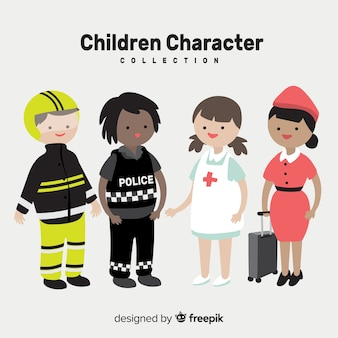 Jobs childrens day collection