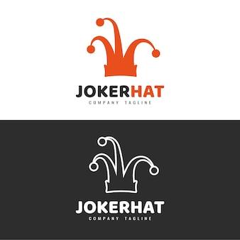 ジョーカーハットのロゴデザイン