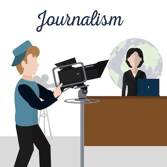 Journalism and journalist