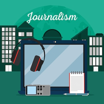 Journalism and news