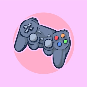 Joystick gamepad icon